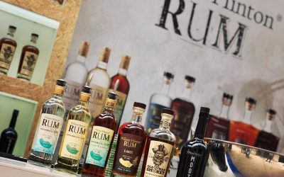 William Hinton Rum named Portuguese Product of the Year – 2018