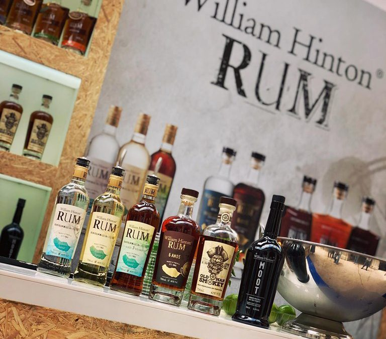 William Hinton Rum eleito Produto Português do Ano 2018